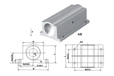 HengLi Linear Motion Bearings